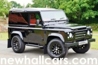 "Used Land Rover Defender 90 TD HARD TOP ""HARDBALL"" CONVERSION"