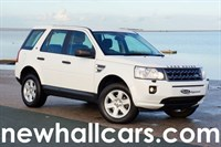 Used Land Rover Freelander TD4 GS Manual
