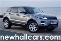Used Land Rover Range Rover Evoque ED4 PURE TECH Pack with Pan Roof and Sat Nav