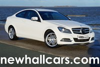Used Mercedes C220 CDI BLUEEFFICIENCY DIESEL EXECUTIVE SE AUTOMATIC with SAT NAV