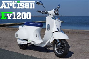 used Artisan EV1200 Electric Scooter in wirral