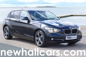 used BMW 116d SPORT in wirral