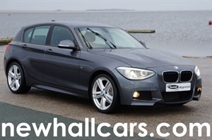 used BMW 116i M SPORT in wirral
