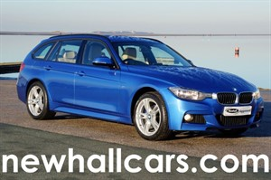 used BMW 320d XDRIVE M SPORT TOURING in wirral