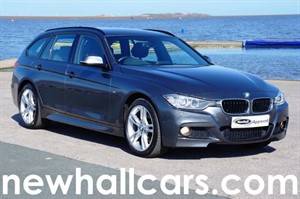 used BMW 330d XDRIVE M SPORT TOURING in wirral