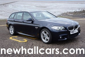 used BMW 520d M SPORT TOURING in wirral