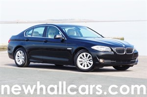 used BMW 520d SE AUTO SALOON in wirral