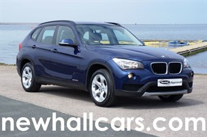 used BMW X1 XDRIVE20D SE in wirral