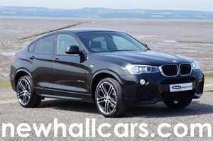 "used BMW X4  XDRIVE20D M SPORT ""PLUS PACK"" in wirral"