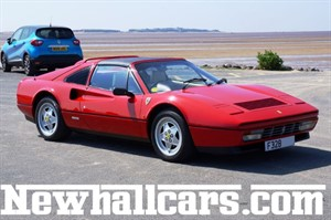 used Ferrari 328 GTS Right Hand Drive in wirral