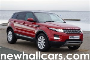 used Land Rover Range Rover Evoque SD4 PURE TECH in wirral