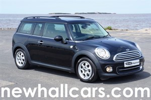 used MINI Clubman COOPER D in wirral