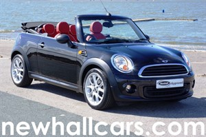 used MINI Convertible ONE in wirral