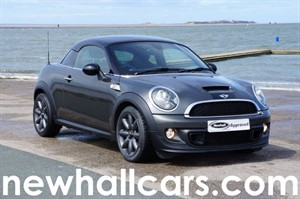 used MINI Coupe COOPER SD in wirral