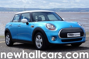 used MINI Hatch COOPER D in wirral