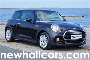 used MINI Hatch COOPER with Pan Roof in wirral