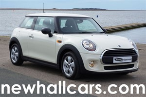 used MINI Hatch ONE AUTOMATIC WITH PEPPER PACK  in wirral