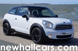 used MINI Paceman COOPER D ALL4 in wirral