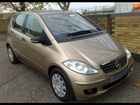 Used Mercedes A150 A Class Classic SE 5dr Auto Just 46000 miles
