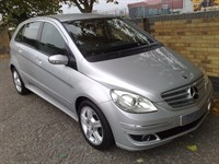Used Mercedes B170 B Class SE Auto with Full Leather Trim