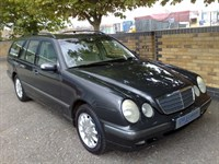 Used Mercedes E240 E Class Elegance Auto with 7 Seats and Full Leather