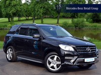 Used Mercedes ML350 BlueTEC AMG Sport