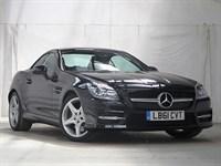 Used Mercedes SLK350 BlueEFFICIENCY AMG Sport Edition 125