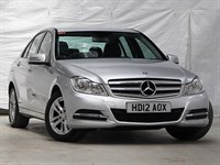 Used Mercedes C180 CGI BlueEFFICIENCY Executive SE