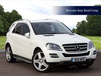 Used Mercedes ML300 CDI BlueEFFICIENCY Grand Edition