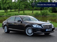 Used Mercedes S350 BlueTEC Limousine