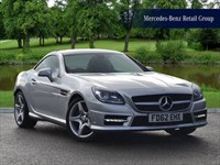 Used Mercedes SLK200 BlueEFFICIENCY Sport