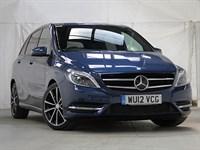 Used Mercedes B200 BlueEFFICIENCY Sport