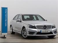 Used Mercedes C250 CDI BlueEFFICIENCY AMG Sport