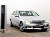 Used Mercedes C250 CDI BlueEFFICIENCY Elegance Edition 125