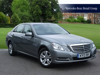 Used Mercedes E200 CDI BlueEFFICIENCY SE