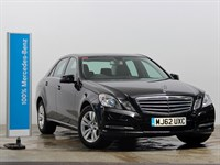 Used Mercedes E220 CDI BlueEFFICIENCY SE