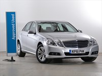 Used Mercedes E220 CDI BlueEFFICIENCY SE Edition 125