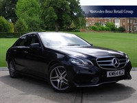 Used Mercedes E220 BlueTEC AMG Line