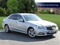 Used Mercedes E220 CDI BlueEFFICIENCY Avantgarde