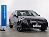 Used Mercedes E300 BlueTEC SE