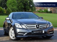 Used Mercedes E350 CDI BlueEFFICIENCY Sport Edition 125