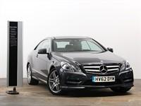 Used Mercedes E350 CDI BlueEFFICIENCY Sport
