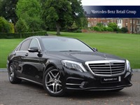 Used Mercedes S350 BlueTEC AMG Line