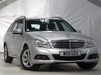 Used Mercedes C180 CGI BlueEFFICIENCY SE