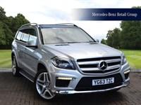 Used Mercedes GL350 BlueTEC