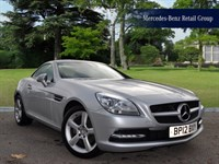 Used Mercedes SLK200 BlueEFFICIENCY Edition 125