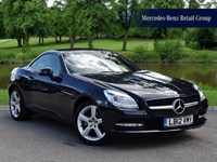 Used Mercedes SLK200 BlueEFFICIENCY