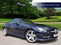 Used Mercedes SLK350 BlueEFFICIENCY Sport