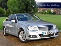 Used Mercedes C180 CGI BlueEFFICIENCY SE Edition 125