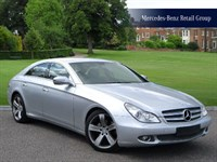 Used Mercedes CLS320 CDI